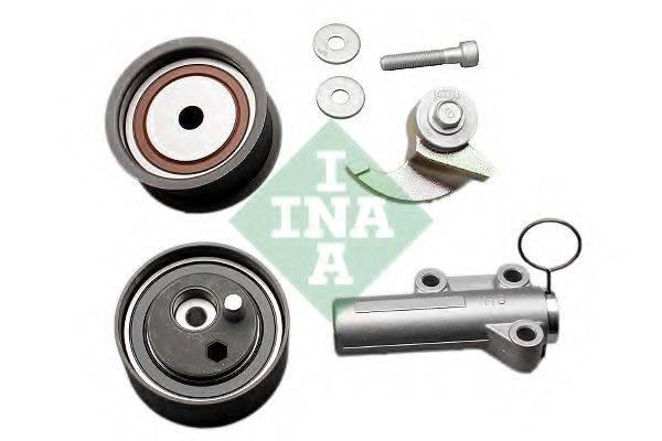 INA 530017909 Комплект роликов, зубчатый ремень