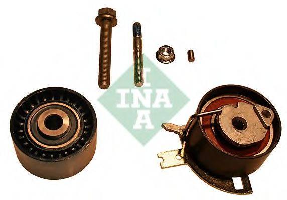 INA 530048909 Комплект роликов, зубчатый ремень