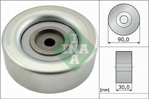 INA 532069310 Паразитный / ведущий ролик, поликлиновой ремень