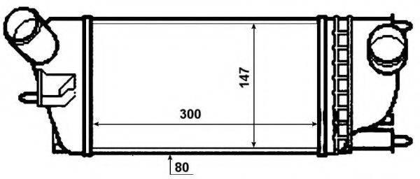 NRF 30478 Интеркулер