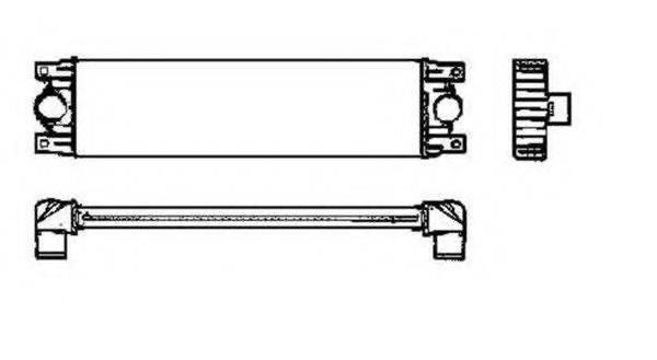 NRF 30837 Интеркулер