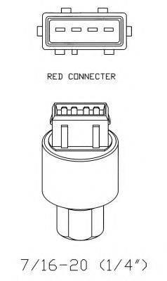NRF 38936 Пневматический выключатель, кондиционер