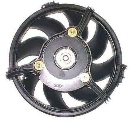 NRF 47385 Вентилятор, охлаждение двигателя