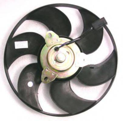 NRF 47496 Вентилятор, охлаждение двигателя