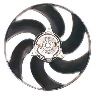 NRF 47643 Вентилятор, охлаждение двигателя
