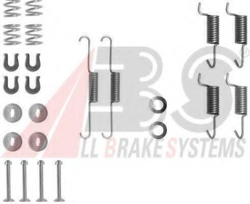 A.B.S. 0788Q Комплектующие, стояночная тормозная система