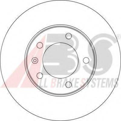 A.B.S. 17159 Тормозной диск