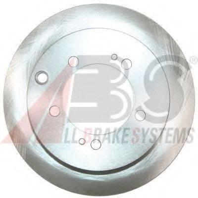 A.B.S. 17432 Тормозной диск