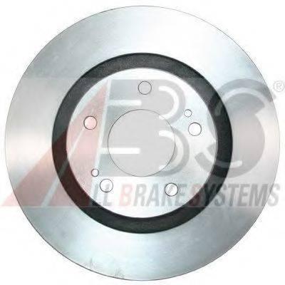 A.B.S. 17433 Тормозной диск
