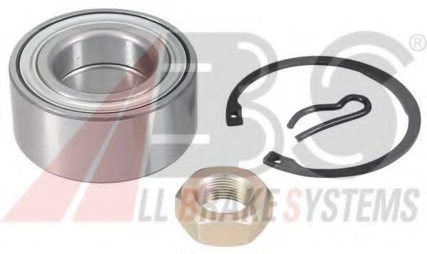 A.B.S. 200013 Комплект подшипника ступицы колеса