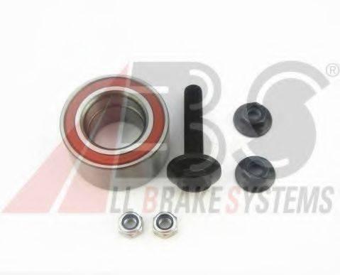 A.B.S. 200016 Комплект подшипника ступицы колеса