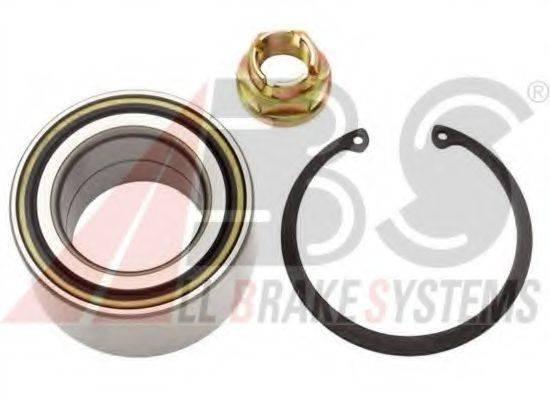 A.B.S. 200039 Комплект подшипника ступицы колеса