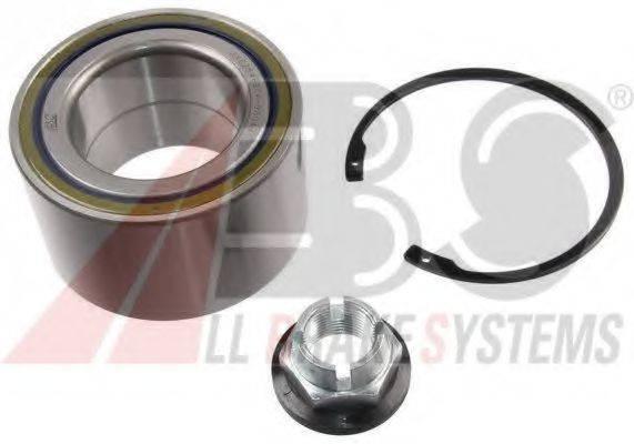 A.B.S. 200176 Комплект подшипника ступицы колеса