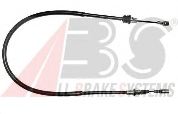 A.B.S. K17141 Трос, стояночная тормозная система