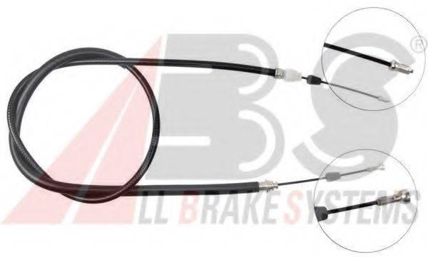 A.B.S. K17165 Трос, стояночная тормозная система