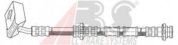 A.B.S. SL3476 Тормозной шланг