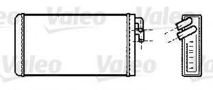 VALEO 812068 Теплообменник, отопление салона