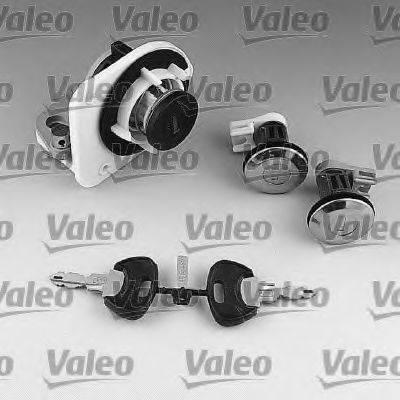 VALEO 252070 Комплект цилиндра замка