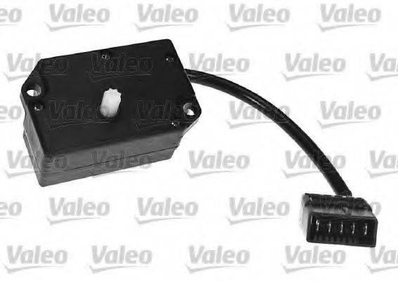 VALEO 509221 Регулировочный элемент, смесительный клапан