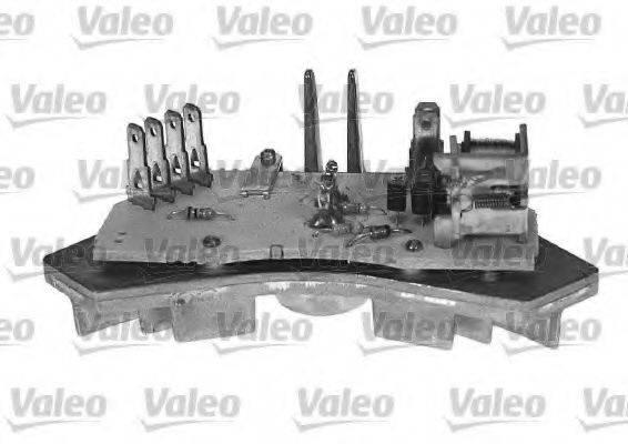 VALEO 509288 Элементы управления, кондиционер