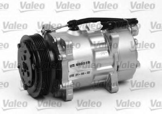 VALEO 699018 Компрессор, кондиционер