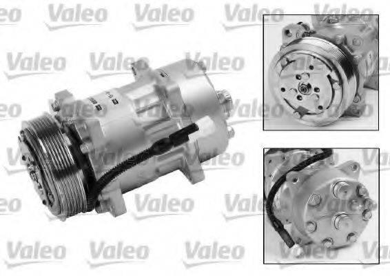 VALEO 699024 Компрессор, кондиционер