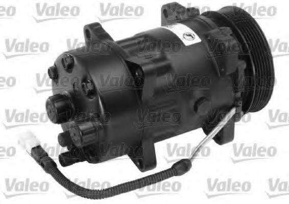 VALEO 699524 Компрессор, кондиционер