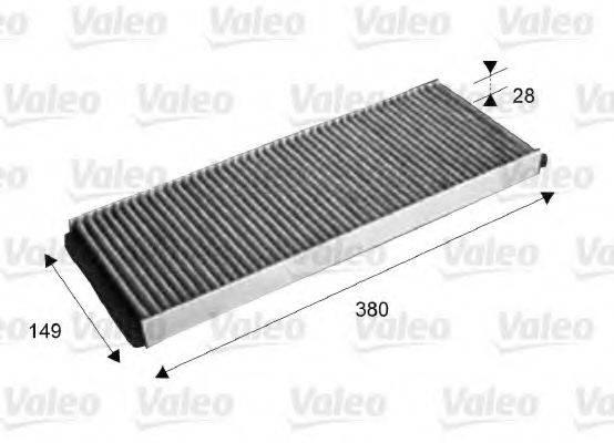 VALEO 715578 Фильтр, воздух во внутренном пространстве
