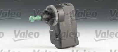 VALEO 087299 Регулировочный элемент, регулировка угла наклона фар