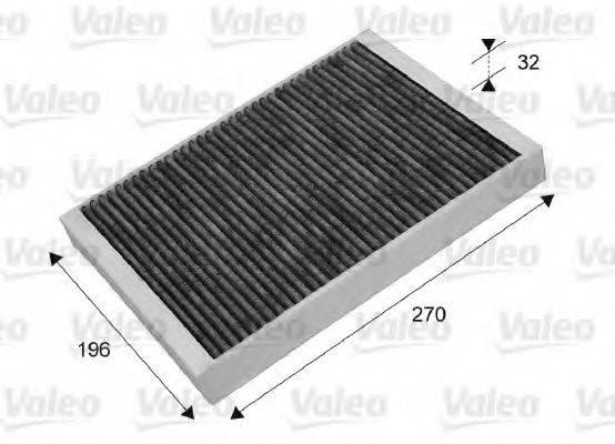 VALEO 715635 Фильтр, воздух во внутренном пространстве