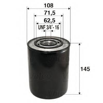 VALEO 586014 Масляный фильтр