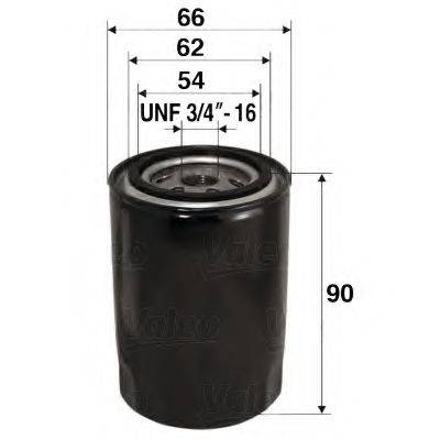 VALEO 586049 Масляный фильтр