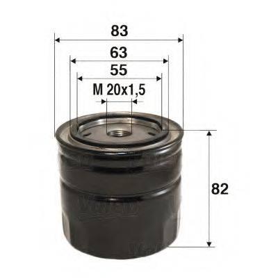 VALEO 586060 Масляный фильтр