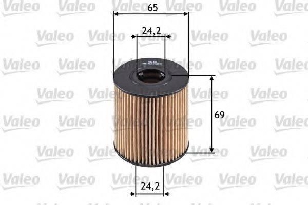 VALEO 586503 Масляный фильтр