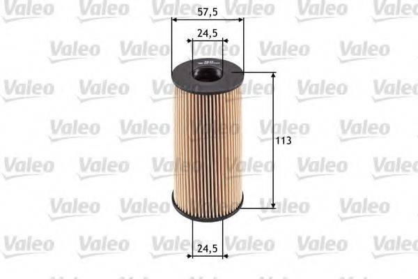 VALEO 586529 Масляный фильтр