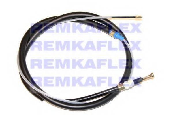 REMKAFLEX 441695 Трос, стояночная тормозная система