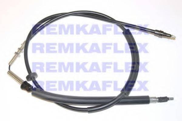 REMKAFLEX 521035 Трос, стояночная тормозная система