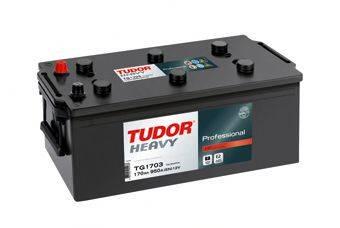 TUDOR TG1703 Стартерная аккумуляторная батарея; Стартерная аккумуляторная батарея