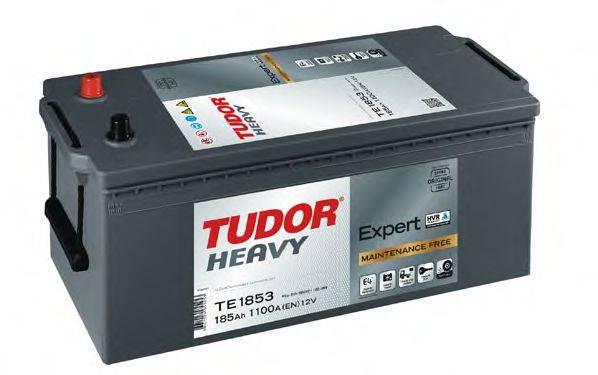 TUDOR TE1853 Стартерная аккумуляторная батарея; Стартерная аккумуляторная батарея