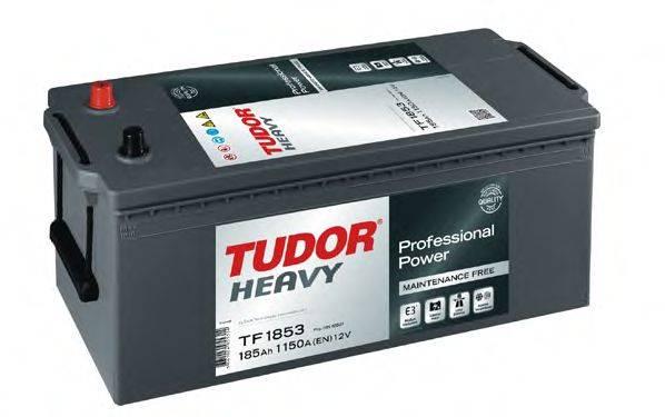 TUDOR TF1853 Стартерная аккумуляторная батарея; Стартерная аккумуляторная батарея