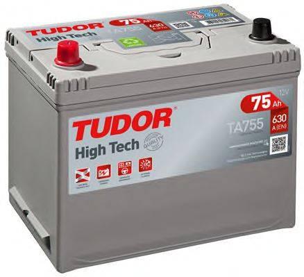 TUDOR TA755 Стартерная аккумуляторная батарея; Стартерная аккумуляторная батарея