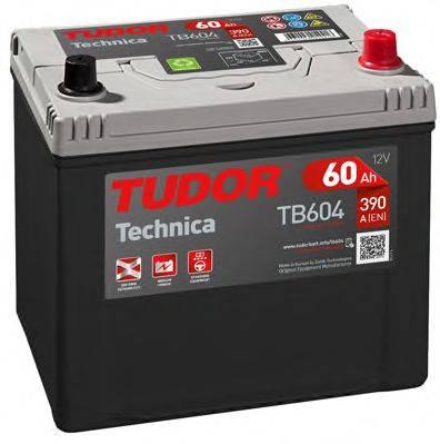 TUDOR TB604 Стартерная аккумуляторная батарея; Стартерная аккумуляторная батарея