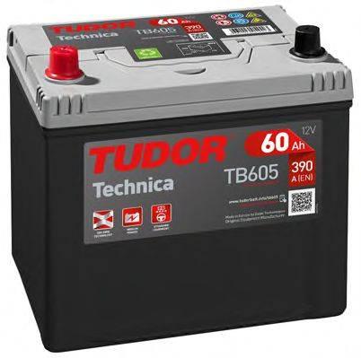 TUDOR TB605 Стартерная аккумуляторная батарея; Стартерная аккумуляторная батарея