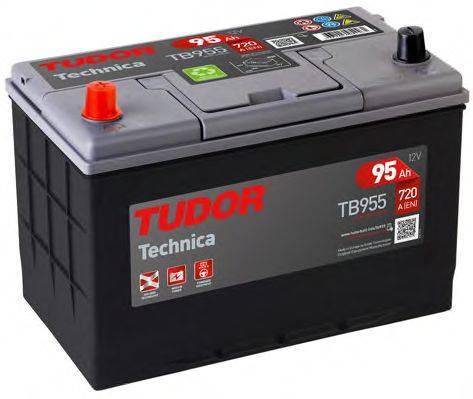 TUDOR TB955 Стартерная аккумуляторная батарея; Стартерная аккумуляторная батарея