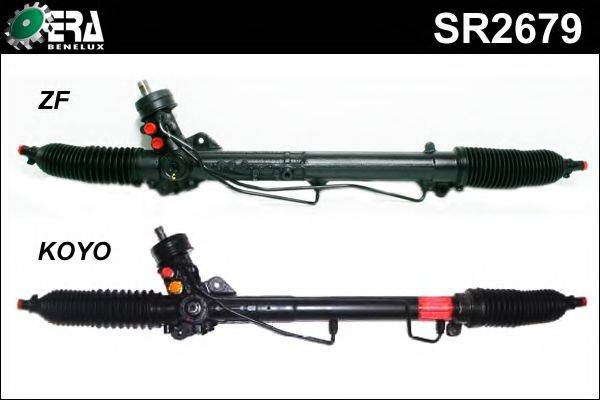 ERA BENELUX SR2679 Рулевой механизм