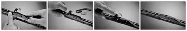 TRICO EF530 Щетка стеклоочистителя