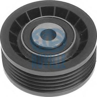 RUVILLE 55569 Паразитный / ведущий ролик, поликлиновой ремень