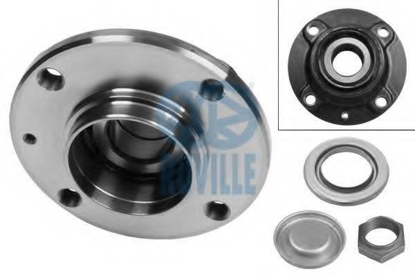 RUVILLE 5915 Комплект подшипника ступицы колеса