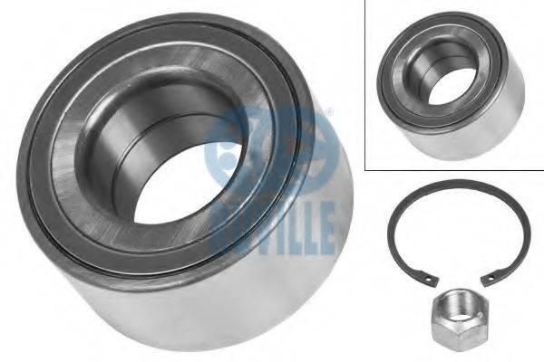RUVILLE 8960 Комплект подшипника ступицы колеса