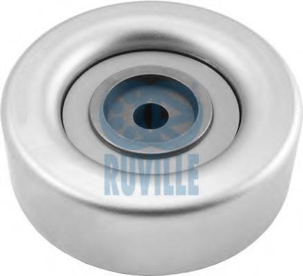 RUVILLE 57360 Паразитный / ведущий ролик, поликлиновой ремень